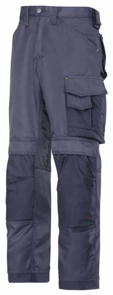 Snickers 3312 DuraTwill Craftsmen Trousers (Navy/Navy)